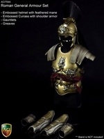 "ACI 1/6 Scale Roman General Armor Set for 12"" Action Figure ACI754A ACI754A"