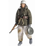 "Dragon WWII 1/6 scale 12"" German Soldier Fallschirmjager Viktor Mohr 70706 70706"