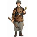 "Dragon 1/6 scale WWII 12"" German Soldier Panzergrenadier Green Rolf Wagner 70472 70472"