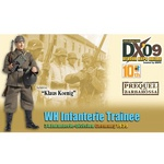 "Dragon Models DX09 WWII 1/6 scale 12"" German Soldier Trainee Klaus Koenig Action Figure 70734 70734"