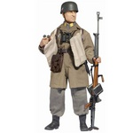 "Dragon Models 1/6 scale 12"" WWII German Soldier StuG Crewman Anders Jensen Action Figure 70780 70780"