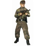 "Dragon Model 1/6 Scale 12"" WWII German Soldier Panzerjager Hugo Rheinhardt Action Figure 70782 70782"