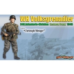 "Dragon 1/6 Scale 12"" WWII German Christoph Metzger Action Figure 70715 70715"