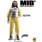 "Dragon 1/6 Scale 12"" MIB3 MIB Men in Black 3 Boris Prison Action Figure 73173 73173"