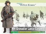 "Dragon 1/6 Scale 12"" WWII German WH Grenadier Lance Corporal Willem Krause 70653 70653"