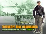 "Dragon Models WWII 1/6 scale 12"" German Tank Commander Stefans Nasse Action Figure 70668 70668"