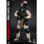 "DAM Toys 1/6 Scale 12"" Seal Team 5 VBSS Commander Action Figure 78046 78046"