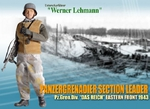 "Dragon Models WWII 1/6 scale 12"" German Soldier Infantry Werner Lehmann Action Figure 70667 70667"