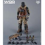 "Devils Toy 1/6 Scale 12"" War of Order The Secret Master Limited Edition Figure DT001"