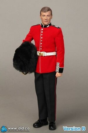 """1/6 Scale 12"""" British Infantry The Guards Action Figure Version B K80134B K80134B"""