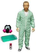 2014 Mezco Breaking Bad PX Previews Exclusive Jessie Pinkman Collectible Action Figure 696198752441