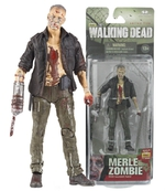 "McFarlane Toys Walking Dead Series 5 Merle Zombie 5"" Action Figure 14534 WD-016"