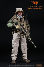 """Mini Times Toys 1:6 scale US NAVY SEAL Battle of Abbas Ghar 12"""" Action Figure M005"""
