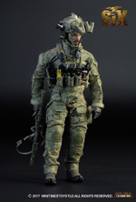 """Mini Times 1/6 Scale 12"""" US Navy Seal Team Six Action Figure M009 M009"""