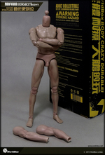"World Box 1/6 Scale 12"" Caucasian Super Narrow Shoulders Male Figure Body VT003 WB-VT003"
