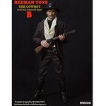 "Redman 1/6 Scale 12"" The Cowboy B Action Figure RM008 RM008"