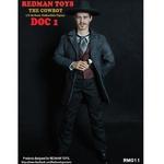 """Redman 1/6 Scale 12"""" The Cowboy Doc 1 Action Figure RM011 RM011"""