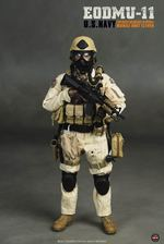 "Soldier Story 1/6 scale 12"" EODMU-11 U.S. Navy Explosive Ordnance Disposal Action Figure SS055 SS-055"