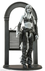 "2014 Diamond Select Sin City 7"" Nancy Deluxe Action Figure with Diorama Base 9781605844206"