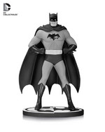 "DC Comics Collectibles Batman Black & White 7.75"" Statue By Dick Sprang DC-17"