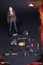 "Virtual Toys 1/6 Scale 12"" The Darkzone Agent Jedi Tracy VM019 Regular Version VM019"
