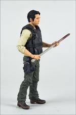 "McFarlane Toys Walking Dead TV Series 5 Glenn 5"" Action Figure 14531 WD-018"