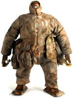 """ThreeAToys 1/6 Scale 14""""Adventure Kartel Thruxton Industrial Army Ankou 901967 3A-005"""