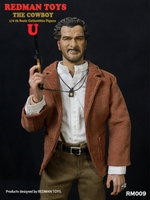 "Redman 1/6 Scale 12"" The Cowboy U Action Figure RM-009 RM-009"