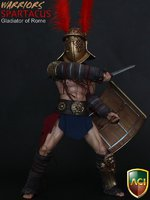 "ACI Warriors 1/6 Scale 12"" Gladiator of Rome 2 Spartacus Action Figure ACI-12 ACI-12"