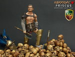 "ACI 1/6 Scale 12"" Gladiator Warrior 4 Priscus Action Figure ACI-13 ACI-13"