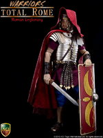 "2013 ACI Total Rome 1/6 Scale 12"" Roman Legionary Action Figure 14B 14B"