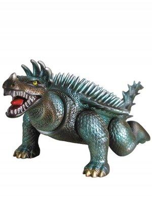 Marusan Anguirus PX Godzilla Vinyl Wars Sofubi Wave 9 Figure VW-324
