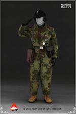 "Alert Line 1/6 Scale 12"" WWII German Wehrmacht Tank Crew Overalls Set 10008B 10008B"