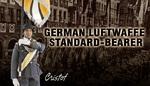 "DID 1/6 Scale 12"" WWII German Luftwaffle Standard-Bearer Cristof D80082  D80082"