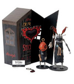 Mindstyle Brom Stickmen Series 1 Limited Edition Collectible Figure Set A vdsg