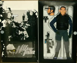 "Dragon 1/6 Scale 12"" Hit Team Movie Action Figure Detective Chow 73026 73026"