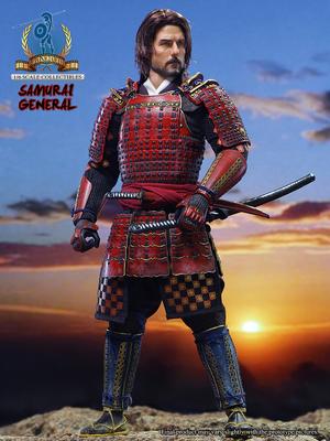 "PANGAEA 1/6 12"" Samurai General Action Figure PG06 New PG06"