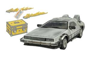 Diamond Select Back to the Future II 1/15th Scale Iced Time Machine with Sound BTTF3620D