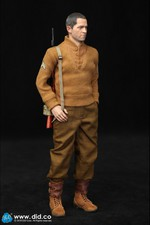 """DID 1/6 Scale 12"""" WWI US 29th Infantry Division Radio Operator Paul A80115 New A80115"""