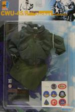 "Dragon Models Modern Pilot 1/6 Scale 12"" CWU-45/P Flight Jacket with bag 71062 71062"