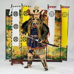 "DID 1/6 Scale 12"" Japan Samurai Oda Nobunaga Action Figure International S70005B S7005B"