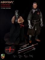 """ACI 1/6 Scale 12"""" Warriors Templar Knight Sergeant Brother Action Figure ACI24D ACI24D"""