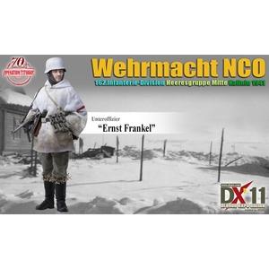 1/6 Scale 12'' WWII German Soldier Ernst Frankel Action Figure 70834 70834