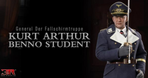 "1/6 Scale 12"" DID WWII German Kurt Arthur Benno Student GM644 GM644"