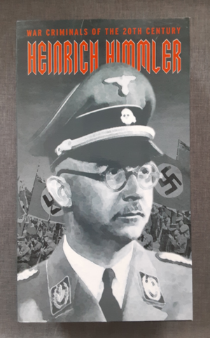 "In The Past Toys War Criminals of the 20th Century 1/6 Scale 12"" Heinrich Himmler ACT84202"