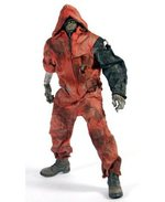 ThreeA 3A Toys Ashley Wood Adventure Kartel 1/6 Scale 12'' Hoodzomb (Red) Figure 3A-002