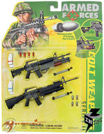 "InToyz Armed Forces 1/6 Scale Colt Weapons Set Series II for 12"" Action Figure It-1991"