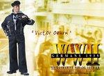 "Dragon 1/6 Scale 12"" WWII German Kriegsmarine Parade Soldier Victor Oehrn 70584 70584"