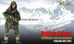 "Dragon 1/6 Scale 12"" Falklands War British Sniper Private Phil Norman 70842 70842"