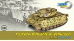 Dragon Armor 1/72 Scale WWII German Panzer Pz.Kpfw.III Kursk 1943 Tank 60452 60452